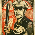 Obey Giant affiche