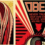 Obey Giant print