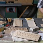 clavier design objet
