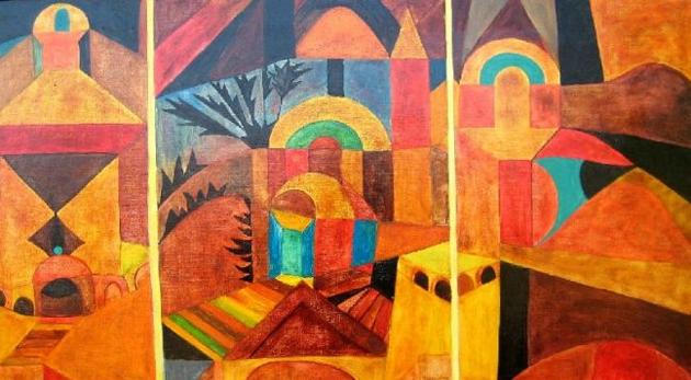 Peinture exposition Paul Klee Paris