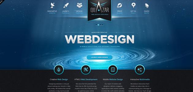 Quazar webdesign