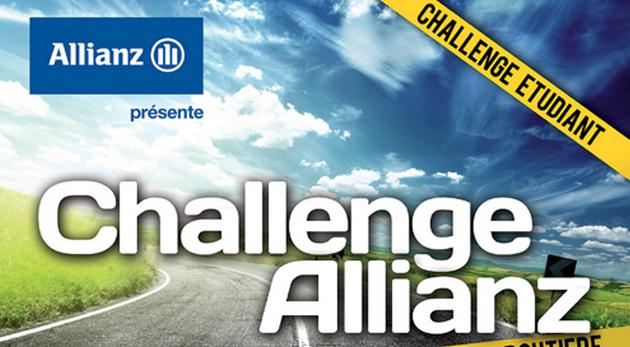 Affiche Challenge Allianz