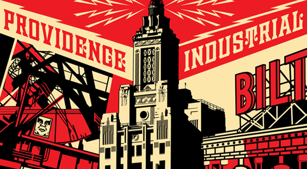 Obey Giant art
