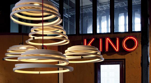 design objet lampe