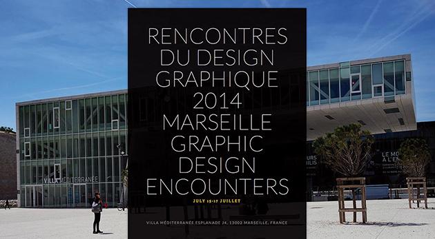 affiche rencontres design graphique