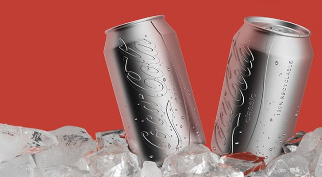 packaging écologique coca