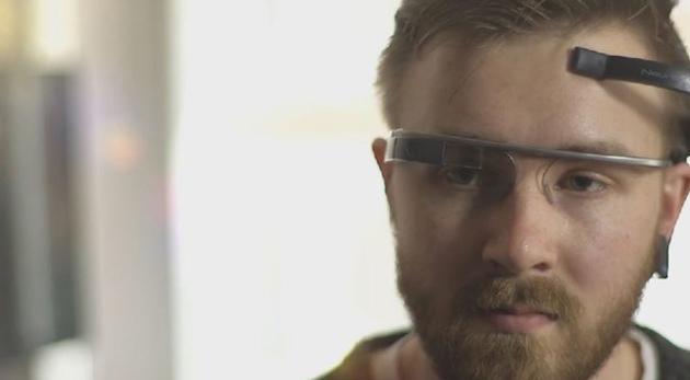Google Glass Mindrdr