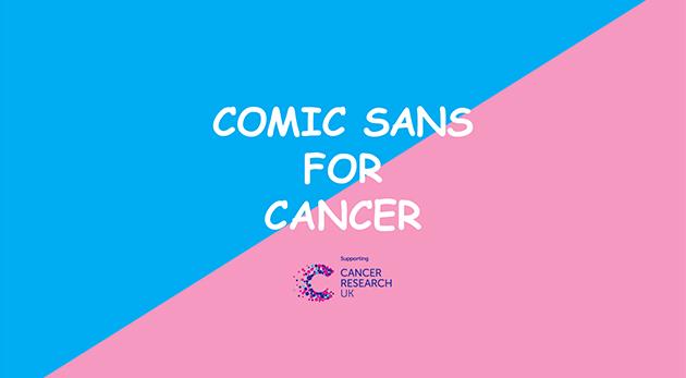 Affiche Comic Sans