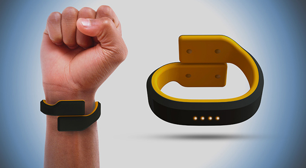 Pavlok bracelet connecté