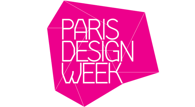 Logo de la 4ème édition de Paris Design Week