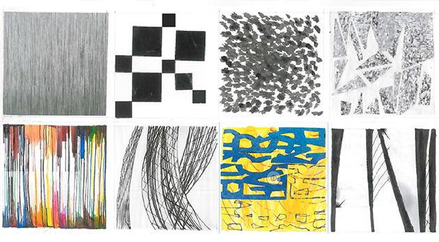 recherches visuelles design graphique com'art