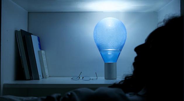 lampe Atmos design d'objet