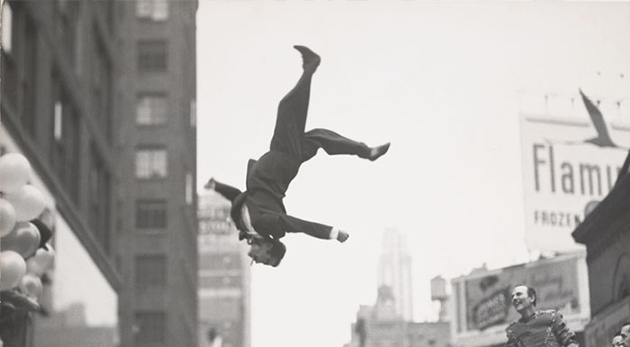 photo Gary Winogrand