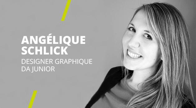 Portrait angélique designer graphique