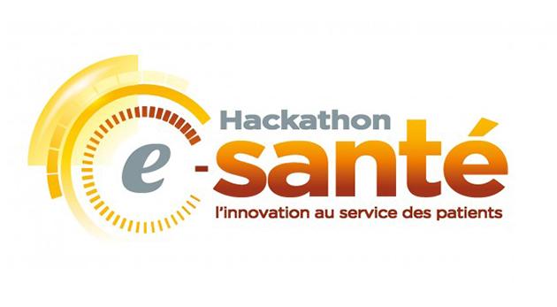 logo Hackathon e-santé