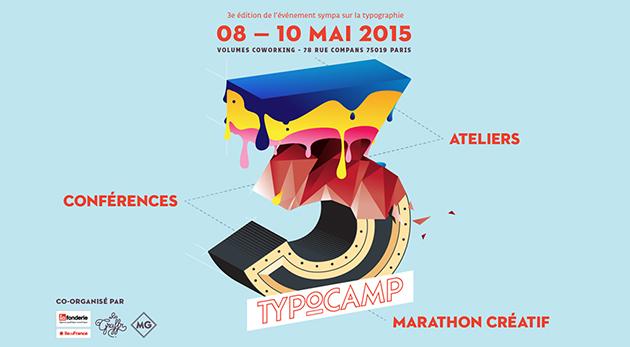 affiche TypoCamp