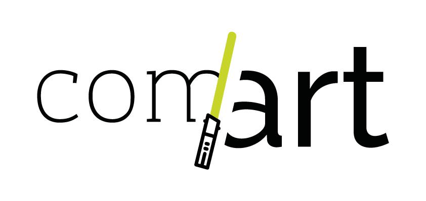 Logo Starswars - comart-design