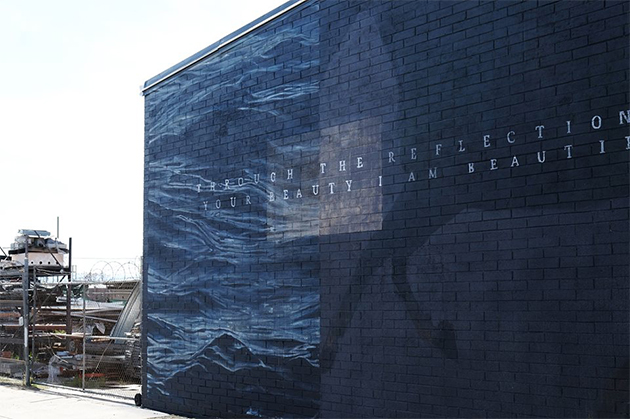 @rickyleegordon - Freddy Sam New mural in Phoenix, Arizona