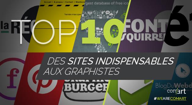 Étapes, La Réclame, fubiz, Pinterest : voici le top 10 des sites incontournables pour tous graphistes !
