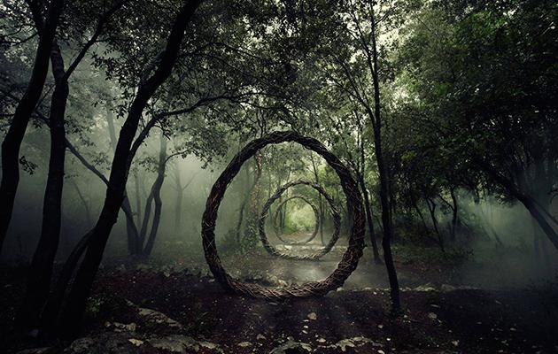 Sculpture n°2 - Spencer Byles - Land Art