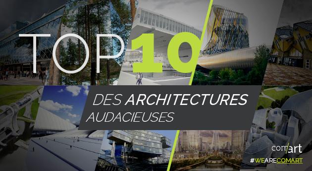 architectures audacieuses - comart-design