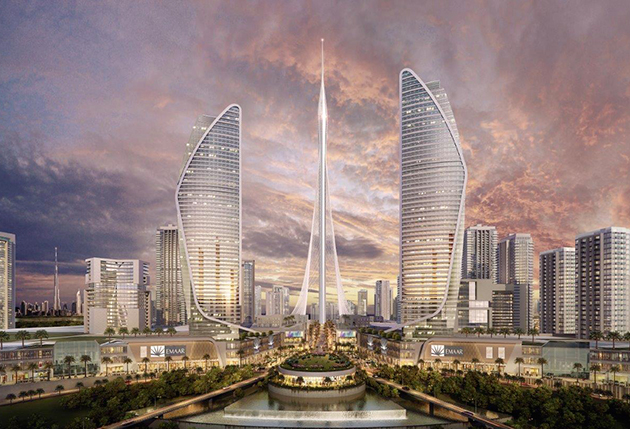 La Dubaï Creek Harbour - TOP 10 des architectures audacieuses - We Are Com'Art
