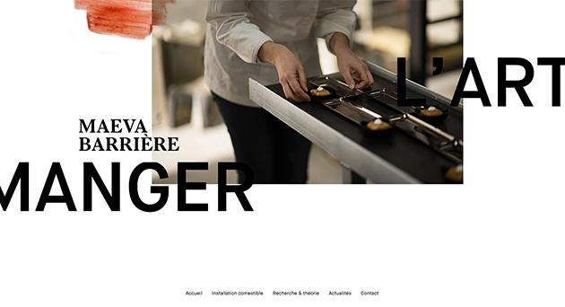 Caractères gigantesques - Les dernières tendances du Webdesign - We Are Com'Art