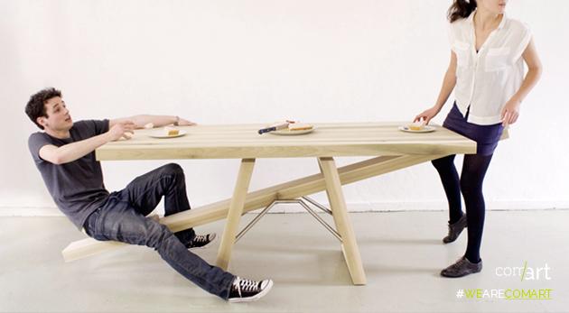 mobilier design - comart-design