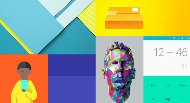 Material Design - Les dernières tendances du Webdesign - We Are Com'Art