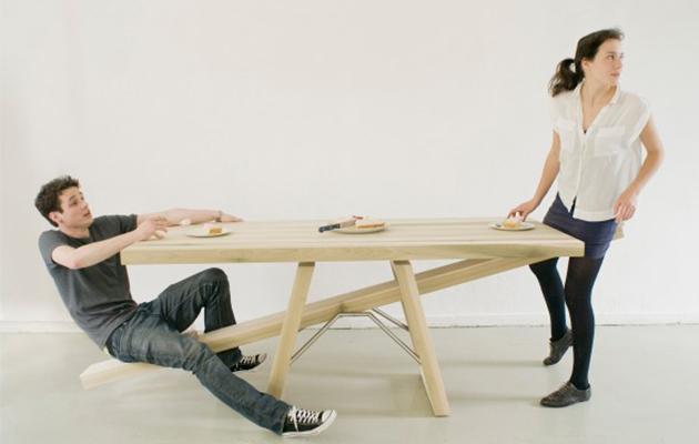 Tafelwip, Marlene Jansen - Top 10 de mobilier design surprenant