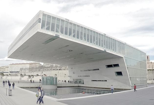 La villa Méditerrannée de Stefano Boeri - TOP 10 des architectures audacieuses - We Are Com'Art