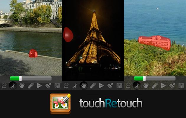 Si vous êtes un fervent utilisateur d'Instagram, TouchRetouch est fait pour vous ! Il permet d'enlever tous les éléments indésirables sur vos photos