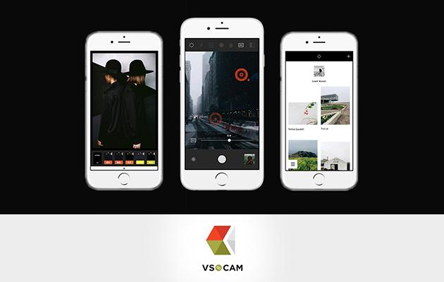 VSCO Cam est un des incontournables de la retouche photo sur mobile. Il combine de nombreuses fonctionnalités avec des options de partage sur son propre réseau social