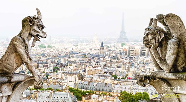 les secrets des monuments parisiens