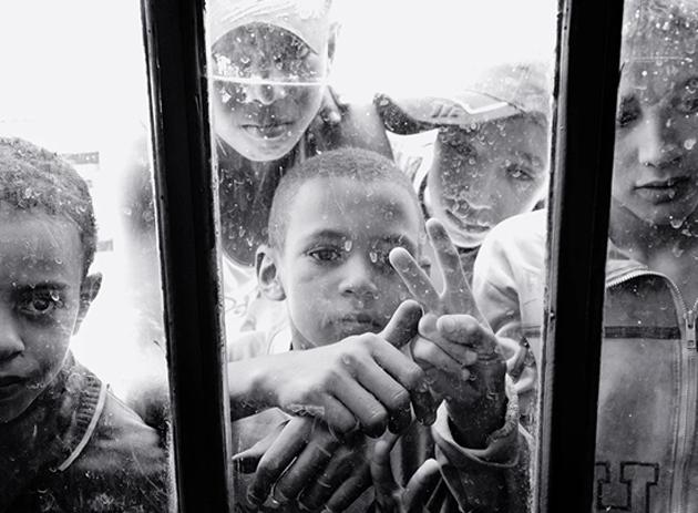 No Pasara par la photographe Leila Alaoui