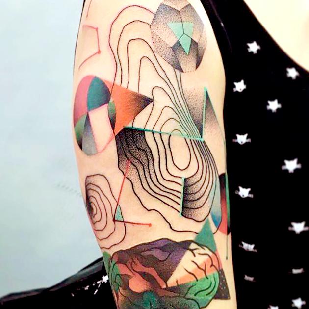 Découvrez l'artiste tatoueur polonais Mariusz Trubisz