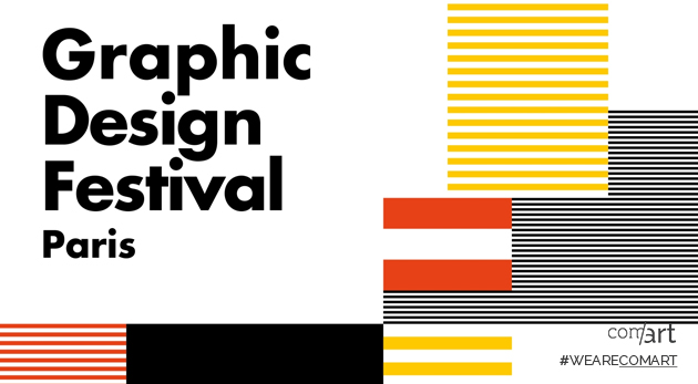 Graphic design festival Paris - comart-design