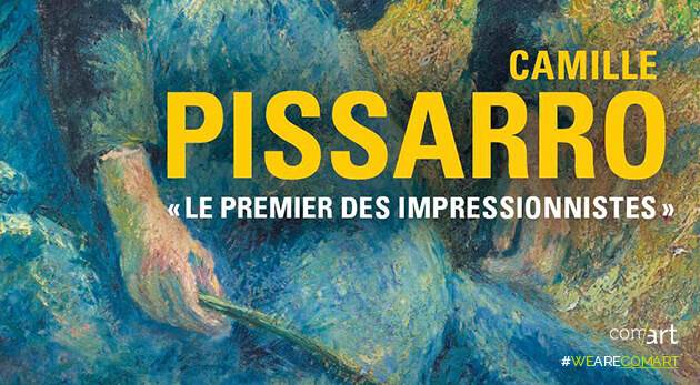 Camille Pissarro - comart-design