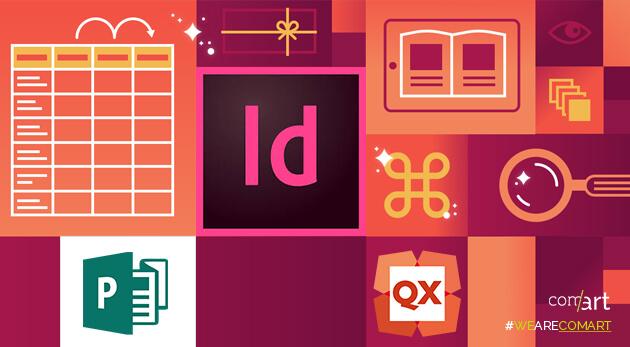 pao logiciels - comart-design