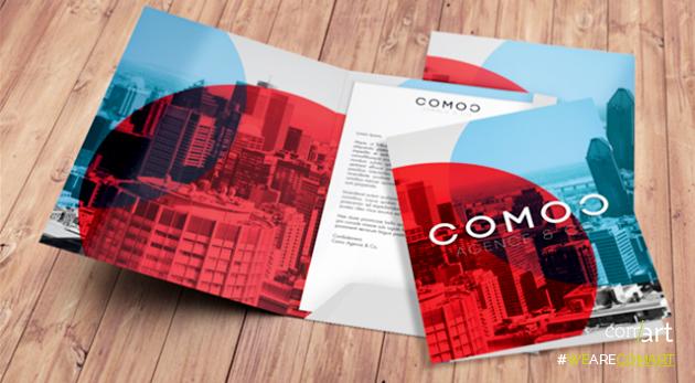 plaquette comoc - comart-design