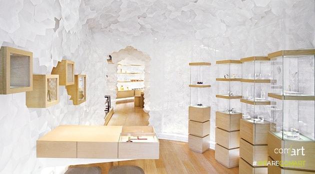 les boutiques design - comart-design