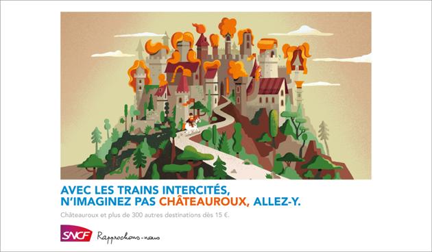 Publicité Chateauroux