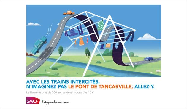 Publicité Tancarville