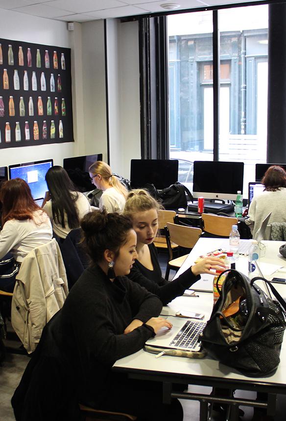 Ecole Com'Art formation en infographie, graphisme multimédia, logiciels de PAO