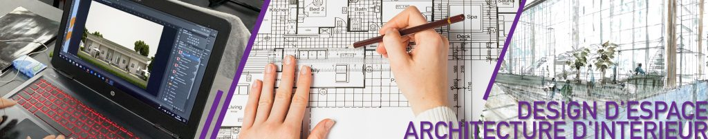 Etude Bachelor design d'espace et architecture d'interieur en alternance - Com'Art Paris Ecole de graphisme et communication visuelle