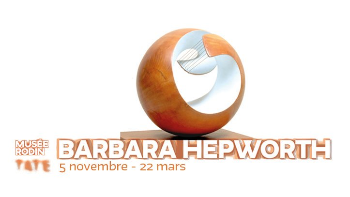 Exposition Barbara Hepworth - paris - Com'Art Design