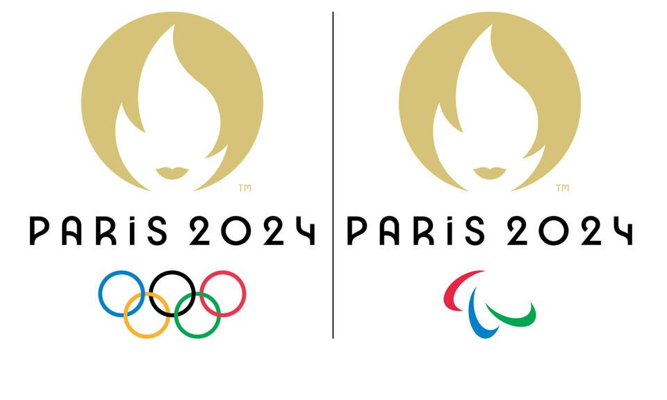 Decryptage Logo Jeux olympique 2024 - graphisme communication visuelle