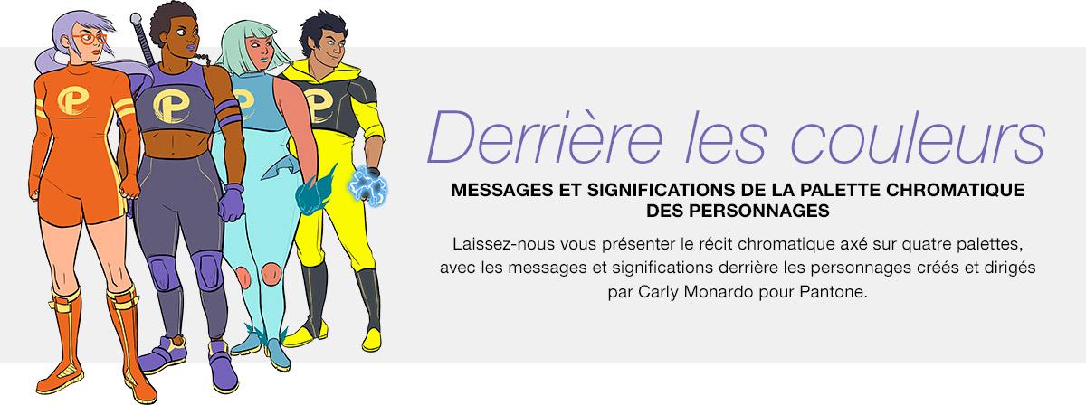 Pantone palette de couleurs - Ecole Com'Art Design Paris - Infographie, animation 3D, Graphisme