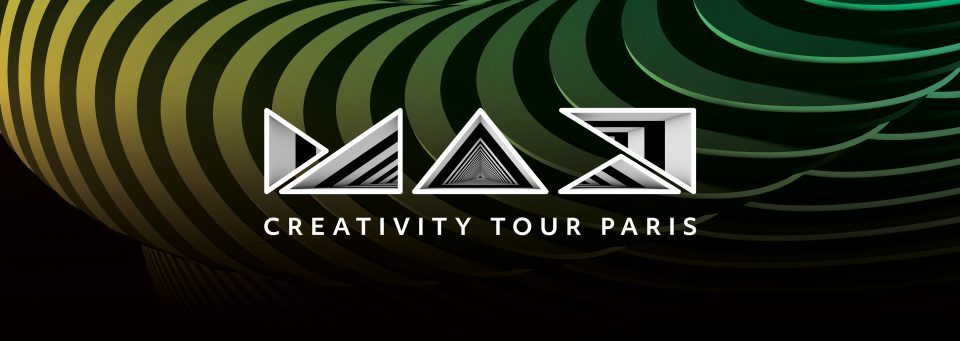 Conference Adobe Max creativity tour Paris 2019