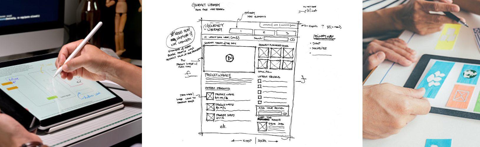 Formation Alternance en UX Design et UI Design numérique Paris - Ecole Com'Art Design